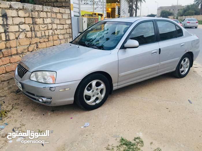 Grey Hyundai Avante 2004 for sale