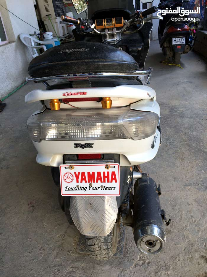 دراجه ناريه ماجسته حديث للبيع 2015