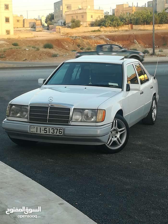 Used  1992 E 200