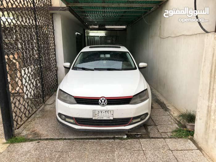 Volkswagen Jetta car for sale 2011 in Baghdad city