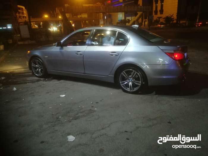 2004 BMW 525 للبيع بحاله جيده بسعر مغري او(للبدل) قابل للبدل 0795441130