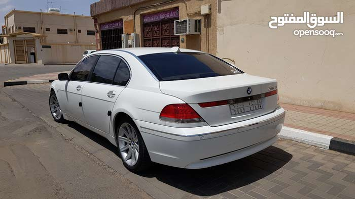 BMW 745 2005 For Sale