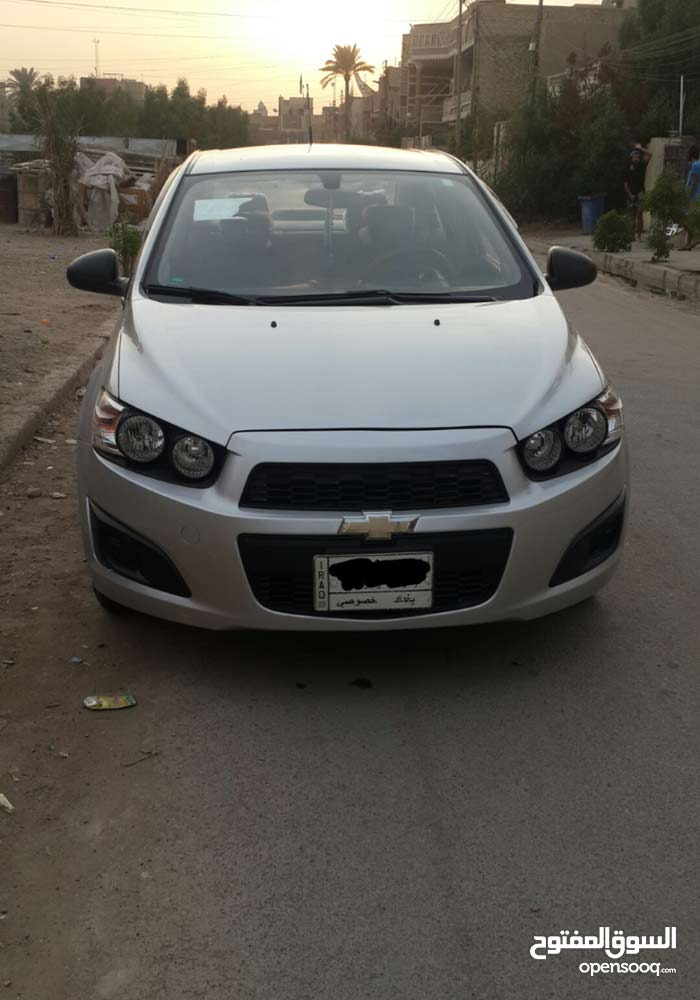 Automatic Chevrolet 2012 for sale - Used - Baghdad city