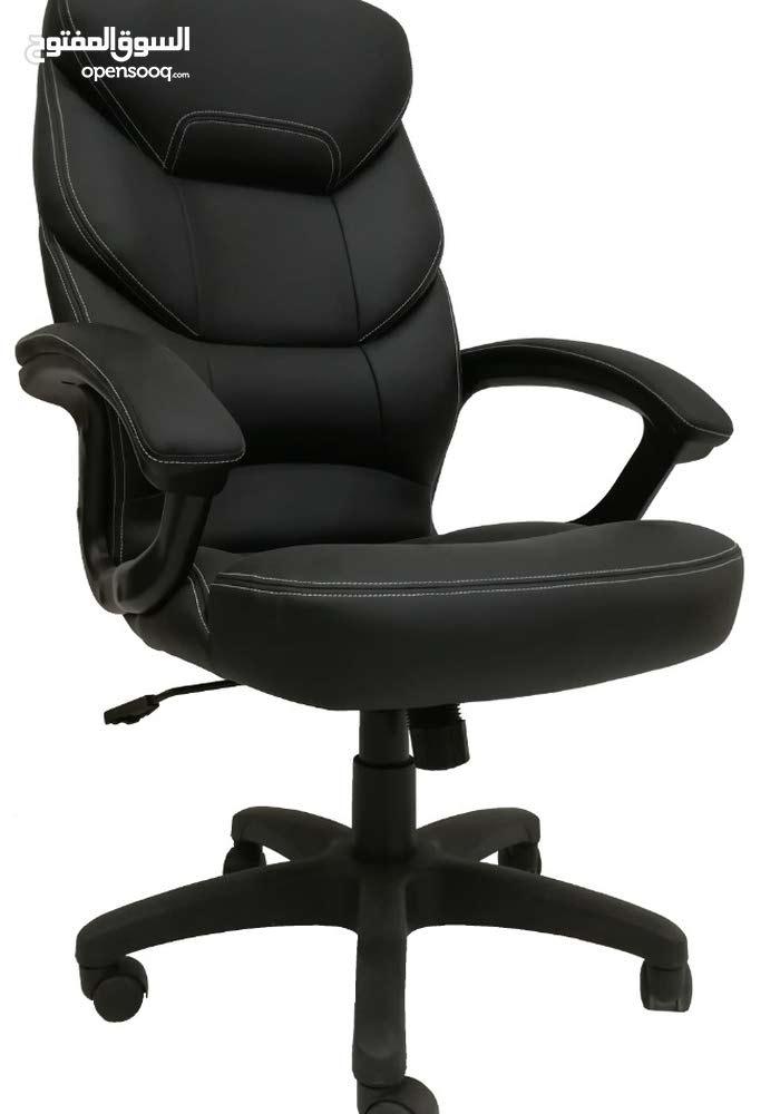 اقوى عرض على كرسي مدير جلد مميز