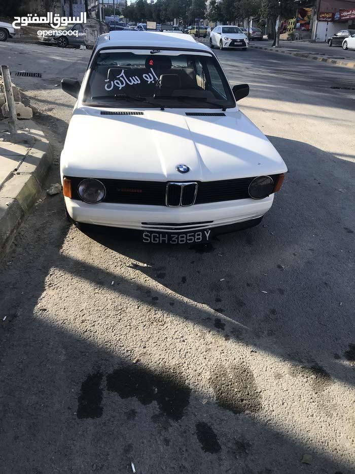 BMW 320 car for sale 1980 in Amman city