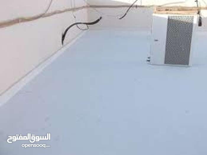 .. عزل اسطح البنايات والمنازل من مياه الامطار