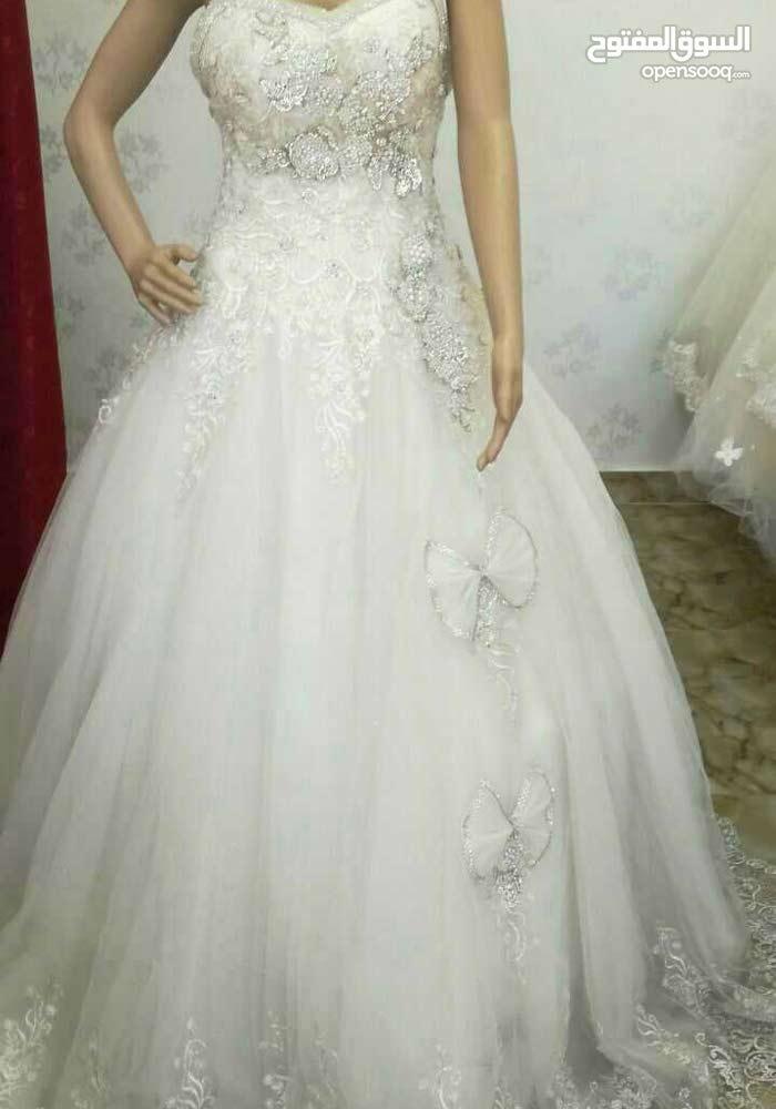 فستان زفافك ببلاش