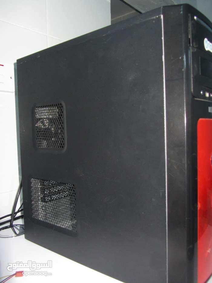 حــاسوب : PC:E8400 + AMD R7 250 2GB + 4GB RAM