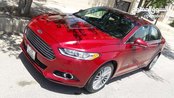 Fusion 2014 for rent in Amman