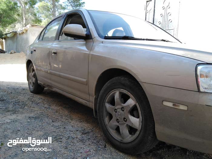 2002 Hyundai Avante for sale