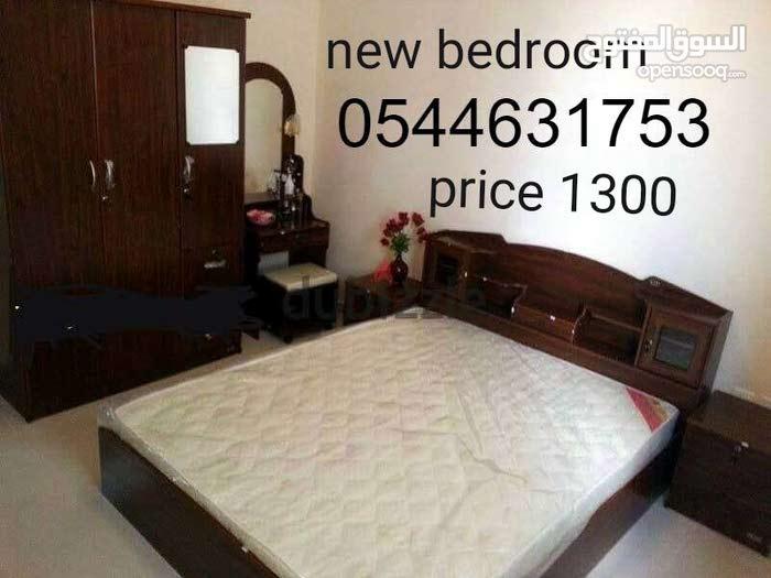 أثاث للشقة بغرفة نوم واحدة للبيع