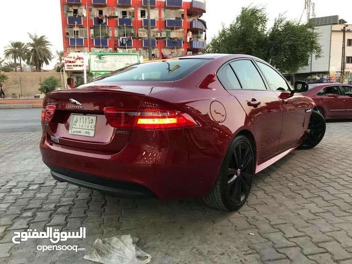Automatic Jaguar 2016 for sale - Used - Baghdad city