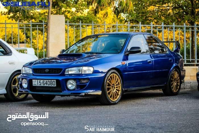 Manual Used Subaru Impreza