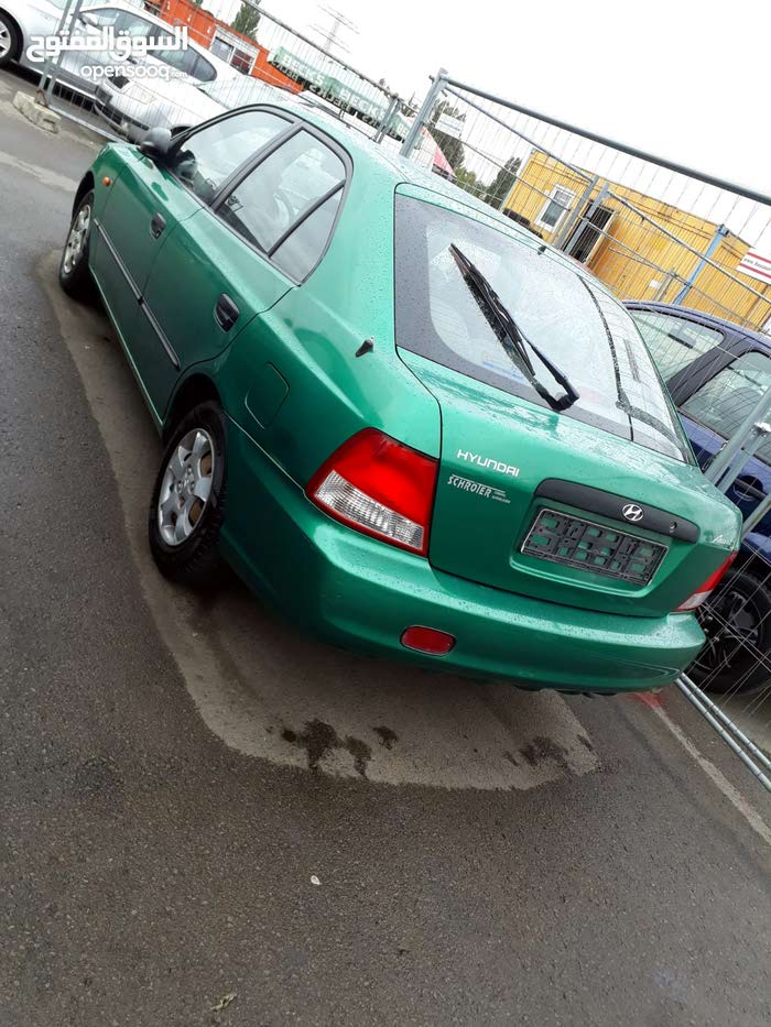 Available for sale! 70,000 - 79,999 km mileage Hyundai Accent 2000
