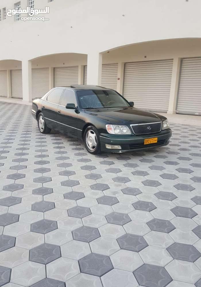 +200,000 km Lexus LS 1999 for sale