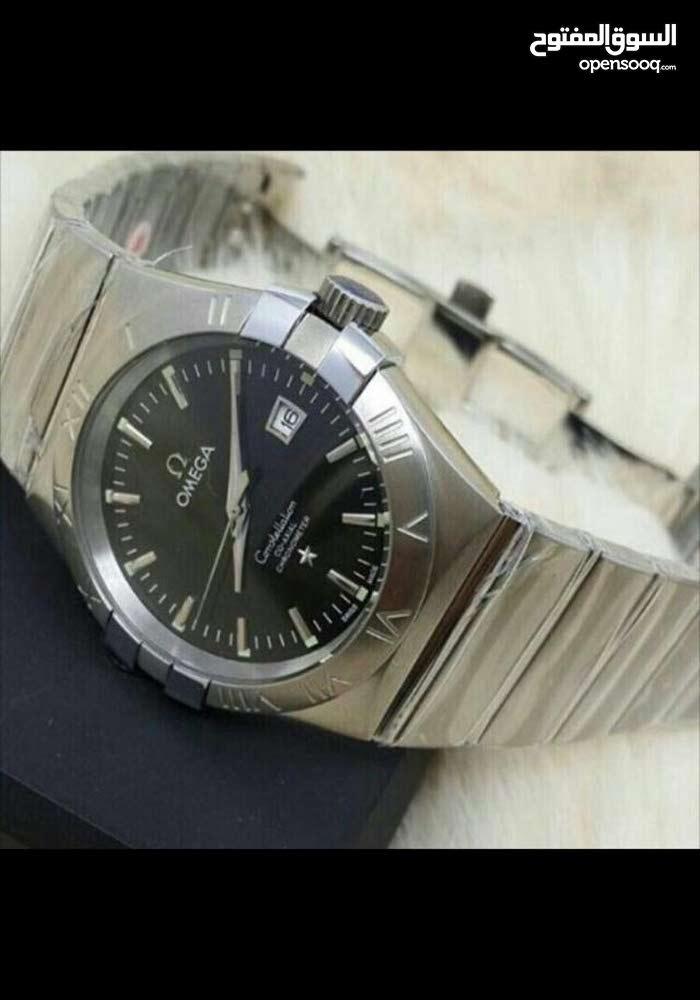 8caf836a3 للبيع ساعة اوميغا تقليد طبق الأصلي مستعمله - (106814178) | Opensooq