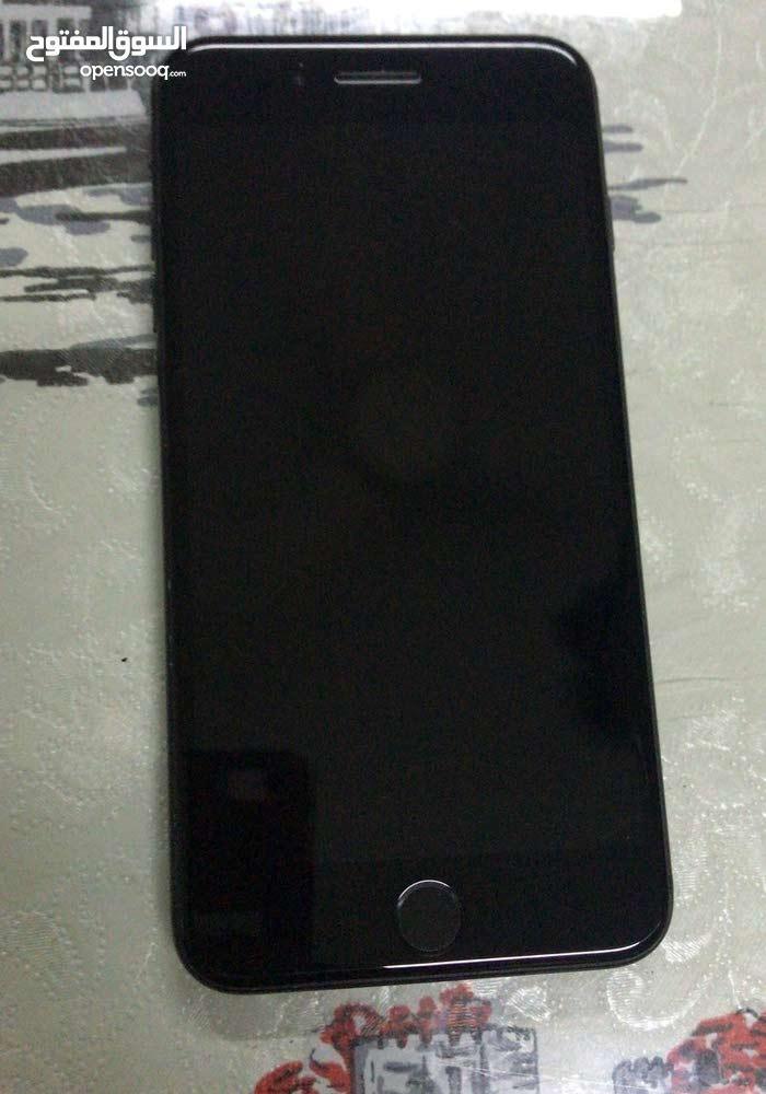 ايفون 7بلس 256 جي بي للبيع او البدل مع نوت 8 او نوت 9 للتواصل واتس 33624884