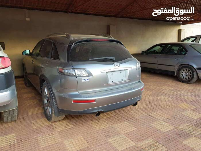 Available for sale! 50,000 - 59,999 km mileage Infiniti FX35 2007