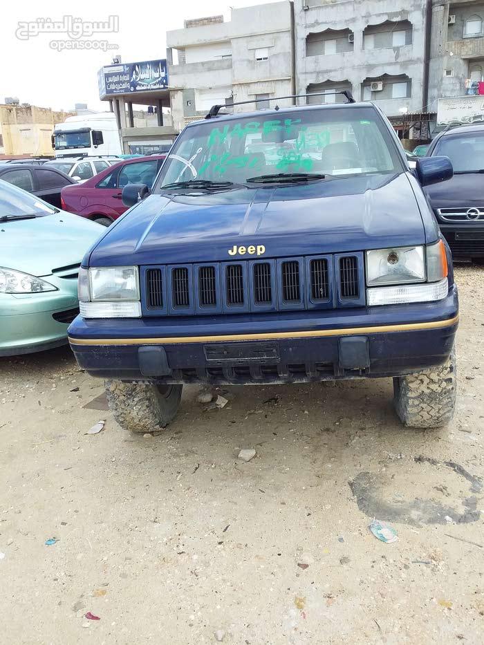 180,000 - 189,999 km Jeep Grand Cherokee 1998 for sale