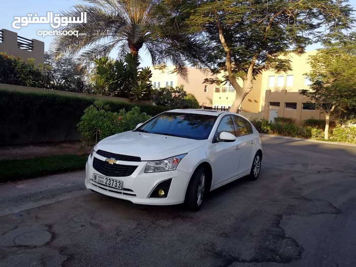 Chevrolet Cruze 2013 1.8L FULL SERVICE HISTORY (From Agency)