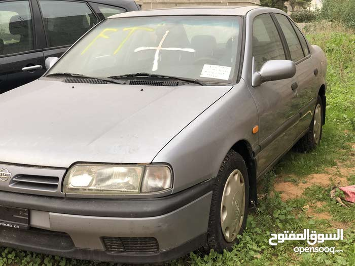 Nissan Primera Used in Tripoli