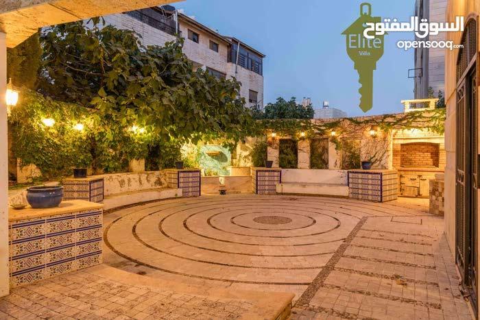 فيلا مستقله للبيع في الاردن - عمان - ام السماق بمساحه 1000م