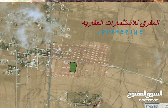 2 دونم داخل التنظيم بلدة الحرش سكن ب