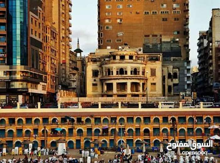 شقةللايجار الاداري او السكني بستانلى بمطلات على قصر سباهى