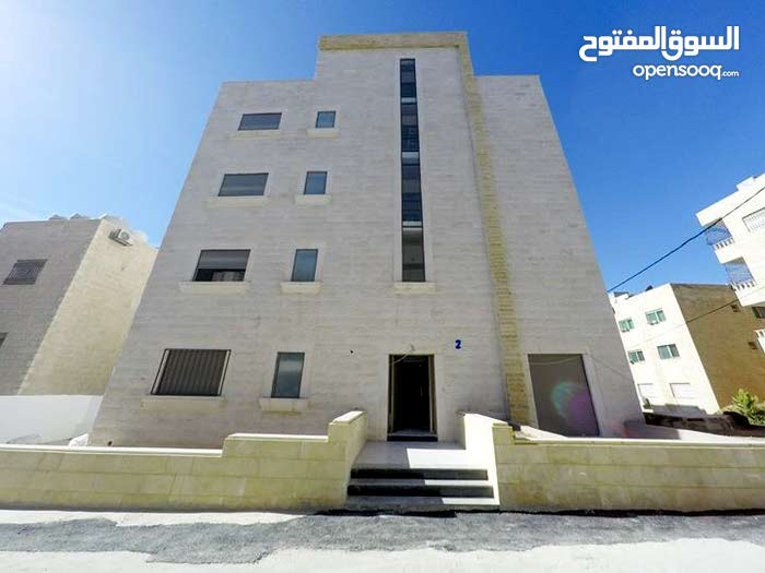 Fifth Floor  apartment for sale with 3 rooms - Amman city Arjan
