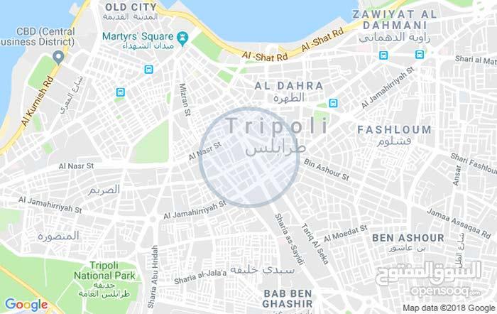 ارض في سوق الجمعه عالطريق