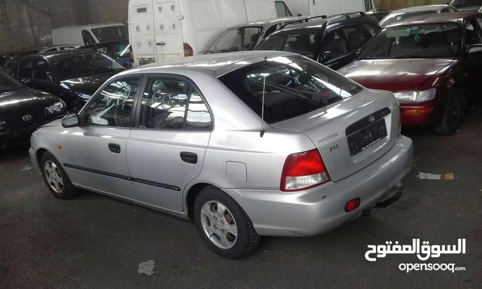 Grey Hyundai Verna 2003 for sale