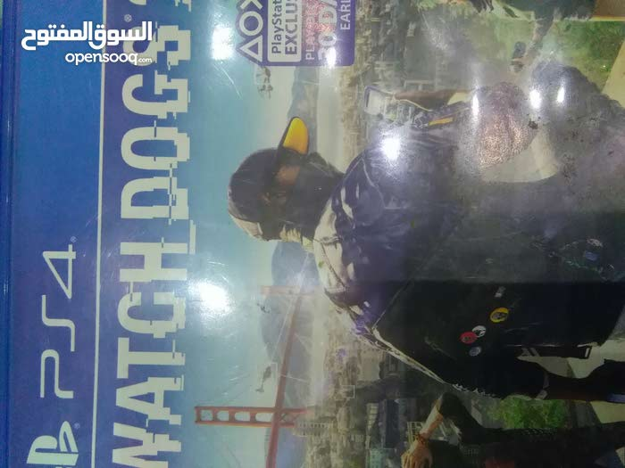 watch dogs 2 لعبة هكر و شوتيمج