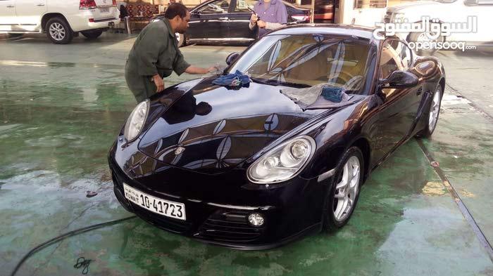 Porsche Cayman 2011 For sale - Black color