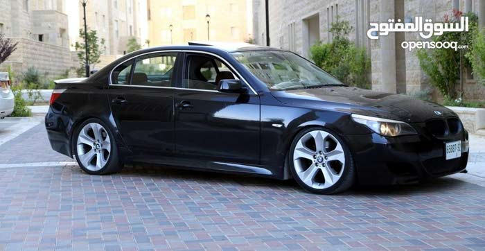 BMW 525 car is available for sale, the car is in Used condition