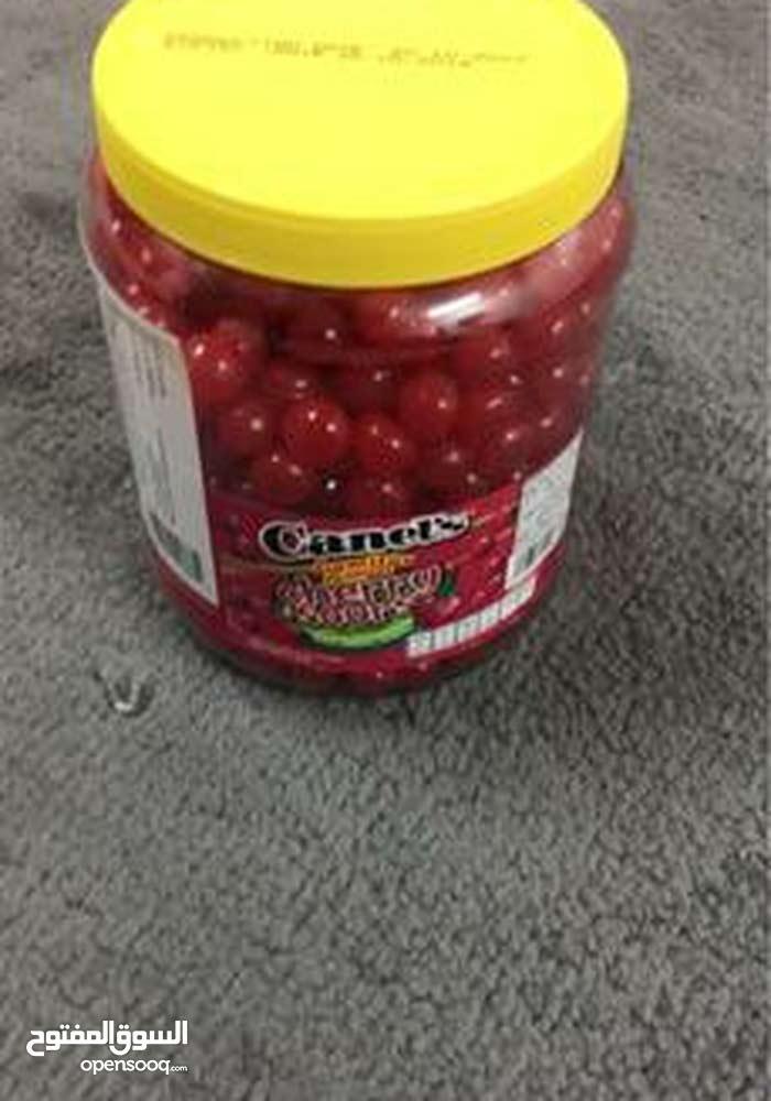 حلاو cherry مستورد