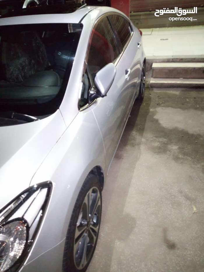 For sale Kia Cerato car in Tanta