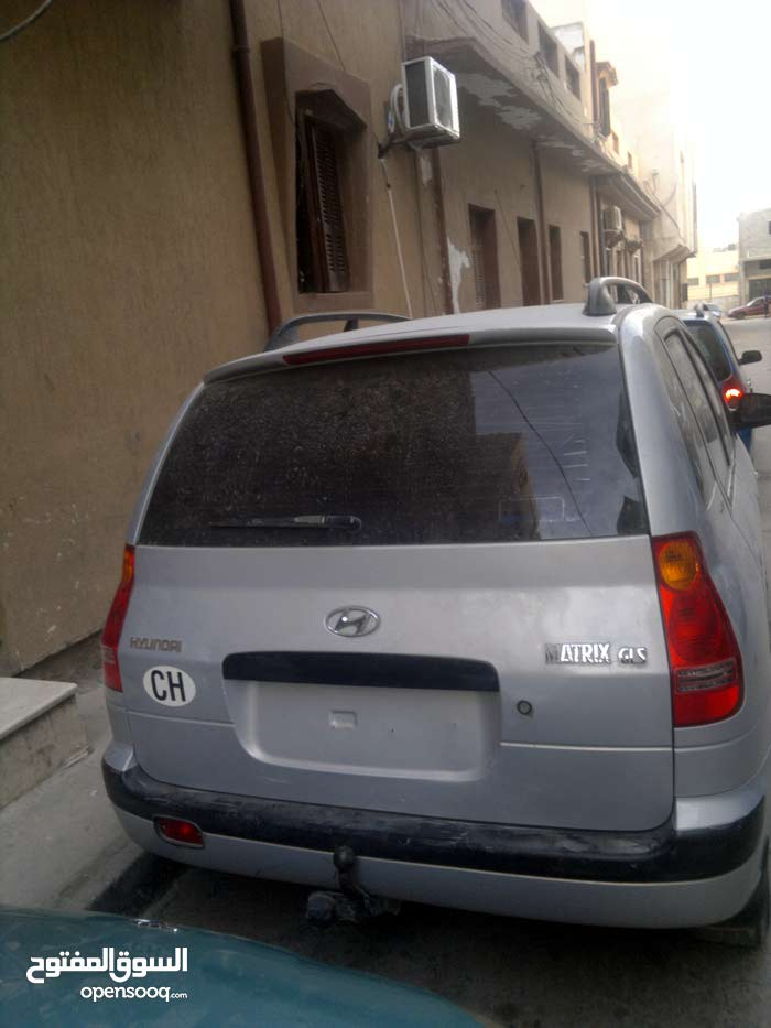 190,000 - 199,999 km Hyundai Matrix 2006 for sale