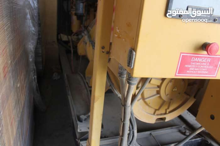 مولد كتر للبيع 220KVA موديل 2009