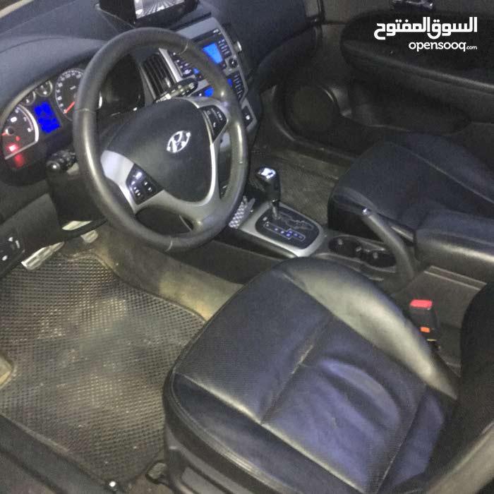 Hyundai i30 2010 For sale - Black color