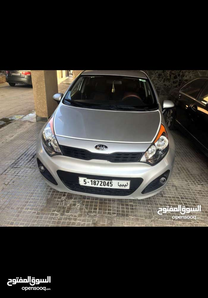 2013 Used Rio with Automatic transmission is available for sale