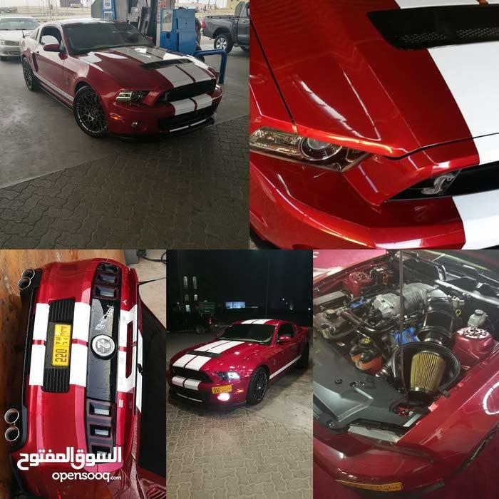Mustang 2013 - Used Manual transmission