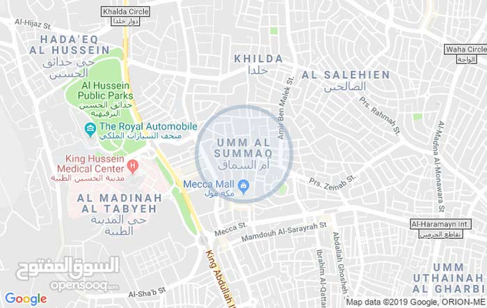 apartment in Amman Um El Summaq for rent - (95806705) | Opensooq