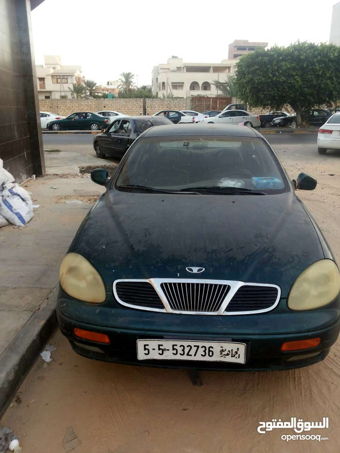 Daewoo Leganza 2002 For sale - Green color