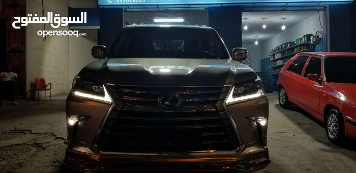 Used 2017 Lexus LX for sale at best price