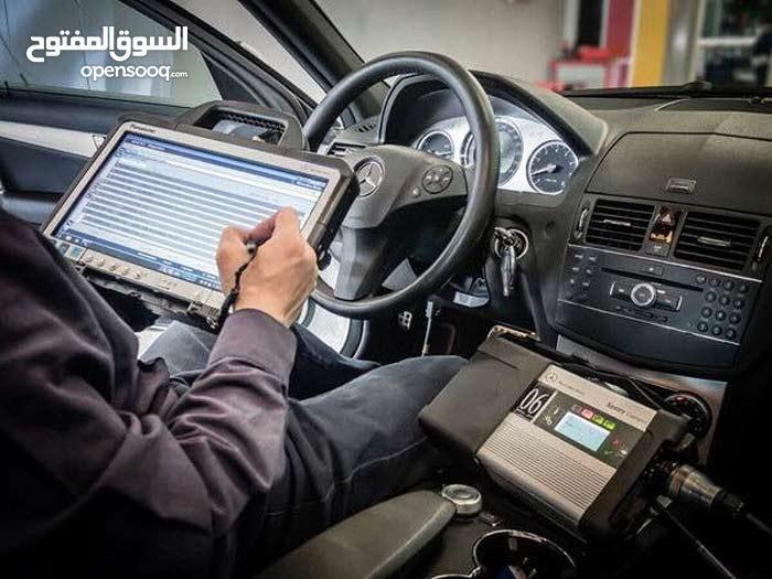 مطلوب مهندس كومبيوتر سيارات مرسيدس