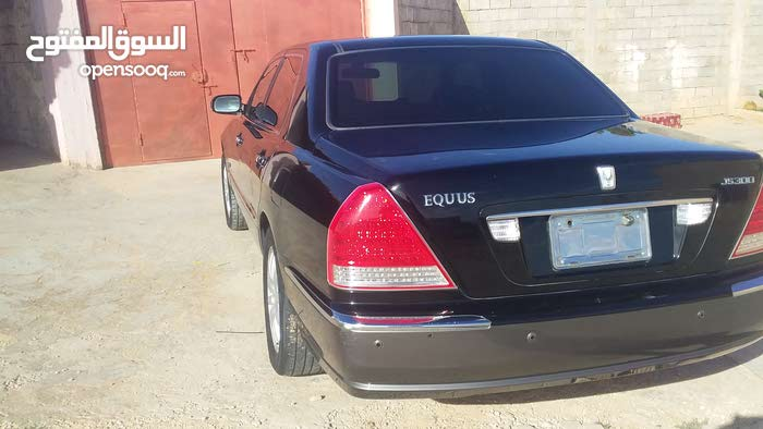 Hyundai Equus made in 2005 for sale
