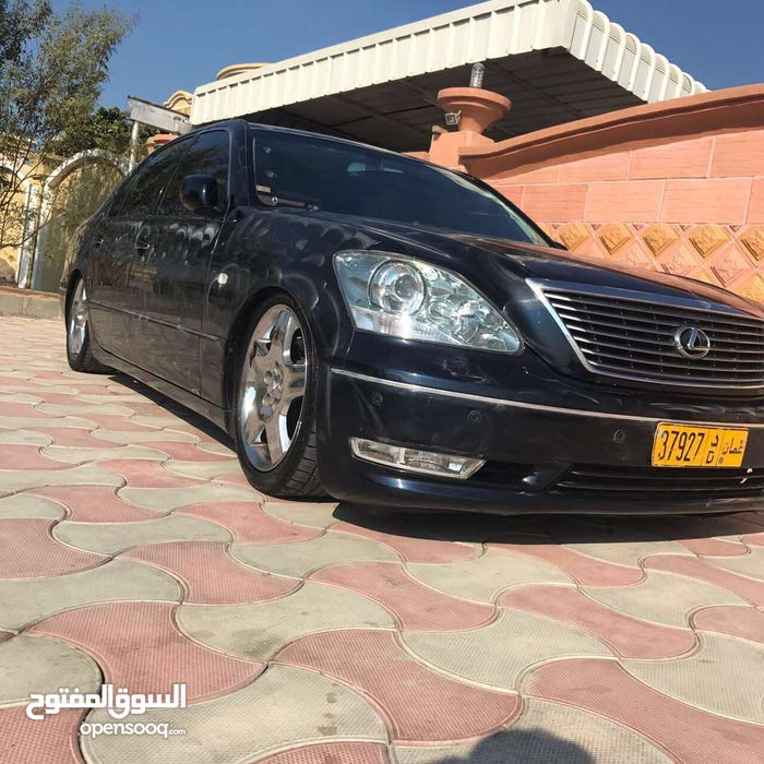 Lexus LS car for sale 2004 in Barka city