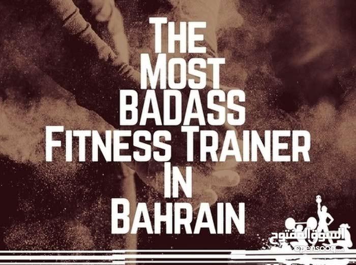 CrossFit Fitness Trainer Bahrain (Men, Women & Kids)
