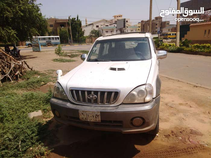 For sale Used Terracan - Automatic
