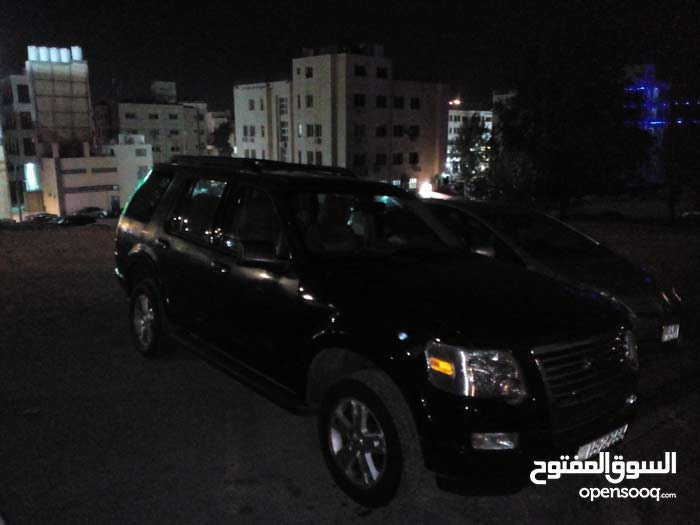 Automatic Ford 2011 for rent - Amman